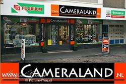 Cameraland winkel