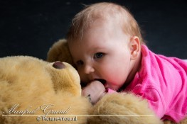 Elize, Paul & Eugenie - Babyfotografie