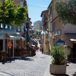 Naburig havenstadje, St. Maxime