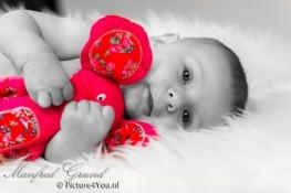 New Born: Haley Lynn Demesmaeker - New Born - Fotoshoot