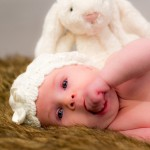 New Born fotografie - Fotoshoot