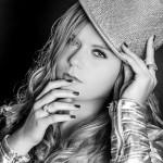 portretfotografie: studio glamourshoot Amber