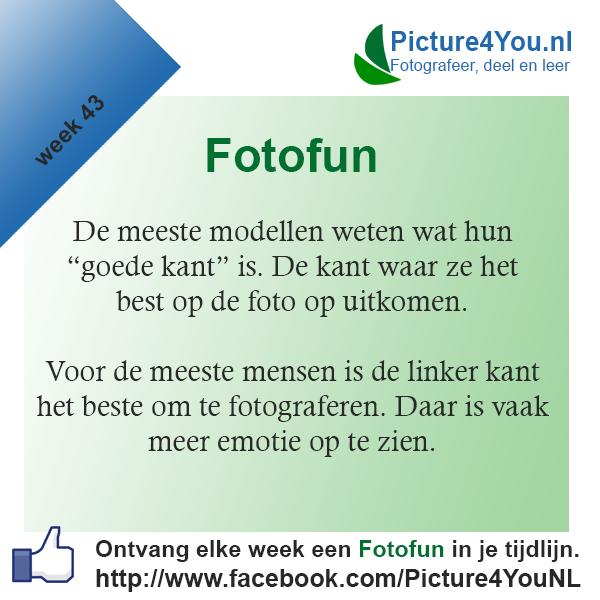 Fotografie weetjes Fotofun week 43